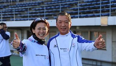 香川丸亀国際ハーフマラソンで完走!