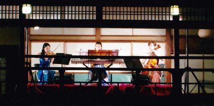榎並歌織さんの 第16回香風園観月会コンサートのご案内