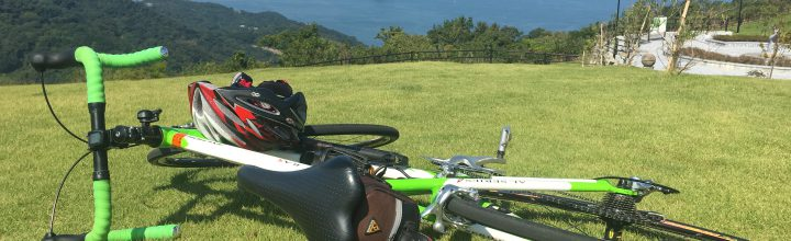 自転車部活動報告:自主トレ