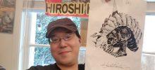 カリフォルニアのサンディエゴ・コミックフェスタで金谷裕が特別ゲスト出演