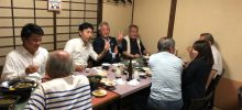 三月会6月例会を開催しました。